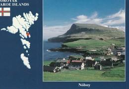Foroyar  Faroe Islands Notsoy - Faroe Islands