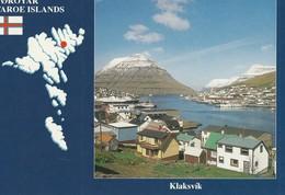 Foroyar  Faroe Islands Klaksvik - Faroe Islands