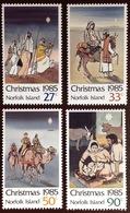 Norfolk Island 1985 Christmas MNH - Norfolk Island
