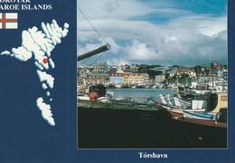 Foroyar  Faroe Islands Torshavn - Faroe Islands