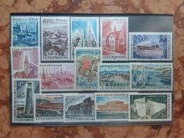 JUGOSLAVIA - Lotticino Anni '60 Nuovi ** + Spese Postali - Lussemburgo