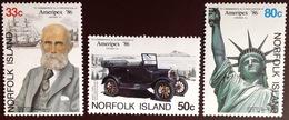 Norfolk Island 1986 Ameripex MNH - Norfolk Island
