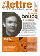 Magazine LETTRE DE DARGAUD N°66 Avec BOUCQ BERTHET BUCHET SAVARD GILLON - Lettre De Dargaud, La