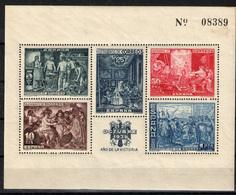 España Huérfanos De Telégrafos Nº 34. Año 1939 - Charity