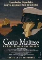 PRATT : Flyer CORTO MALTESE - Pratt