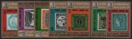 Qu'Aiti/Hadhramaut (SOUTH ARABIA) 1967 Stamps Exhibition-Exposition Philatélique STAMPEX LONDON ** - Arabia Saudita