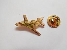 Beau Pin's , Aviation , Avion , Dassault Falcon 2000 - Airplanes