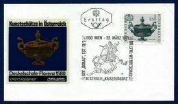 Austria - Sobre Primer Día (1971) - FDC