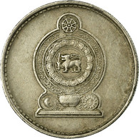 Monnaie, Sri Lanka, 25 Cents, 1978, TB+, Copper-nickel, KM:141.1 - Sri Lanka