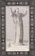 Enfant Grant Allan-indes-orientales 1849-bruges 1865 - Images Religieuses