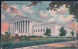 POSTAL SUPREME COURT - WASHINGTON D C - ESTADOS UNIDOS - Washington DC