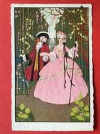 1930 - ART DECO - DANSEND KOPPEL - LA DANSE - Couples