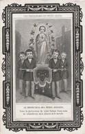 Edouard Jules Francois Cornil Allaert-bergues 1858-1877 - Santini