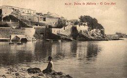 PALMA DE MALLORCA. EL CORP MARI - Mallorca