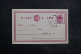 AFRIQUE DU SUD - Entier Postal D'Orange Surchargé V.R.I.de Bloemfontein En 1900 - L 33527 - África Del Sur (...-1961)
