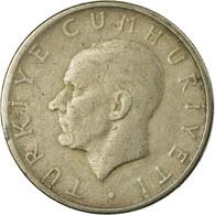 Monnaie, Turquie, Lira, 1957, TB+, Copper-nickel, KM:889 - Turquie