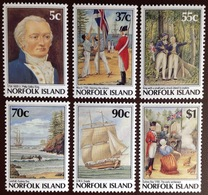 Norfolk Island 1987 Settlement Bicentenary 6th Issue MNH - Norfolk Island