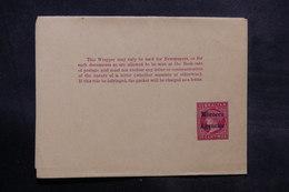 MAROC - Entier Postal De Gibraltar Surchargé Non Circulé - L 33536 - Morocco Agencies / Tangier (...-1958)