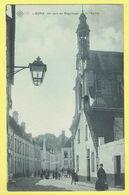 * Lier - Lierre (Antwerpen - Anvers) * (SBP, Nr 11) Coin Du Béguinage Et L'église, Belle Animation, TOP, Unique, Rare - Lier