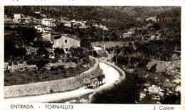 FORNALUTX. ENTRADA - Mallorca
