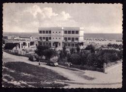 LIDO DI SOTTOMARINA (VE) - Villaggio Marino - F/G - V: 1956 - Andere Städte