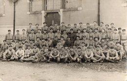 CPA 2669 - MILITARIA - Carte Photo Militaire - Un Groupe De Tankistes Du 506 ème RCC - Personaggi