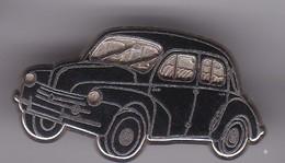 Pin's 4 CHEVEAUX TRNAULT - Renault