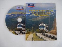 """TRAINS : SUISSE (Canton De VAUD) Automotrice à Crémaillère """"Astropléiades"""" Beh 2/4 72 - BLONAY - Les PLEIADES - Documentary"""