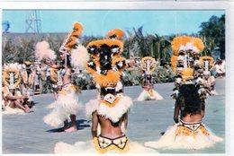 Cpsm - Tahiti - Tamure Exécuté Par Le Groupe Heiva Juillet 1970 - - Tahiti