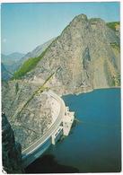 Le Barrage Monteynard-Avignonet Sur Le Drac  - (France) - Grenoble