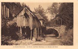 La Grande Chartreuse (38) - Le Moulin Des Pères Chartreux Et Le Guiers à St Pierre - Non Classés