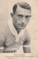 *** Pierre Magne Bas Grignoté D'ou Prix - Cyclisme