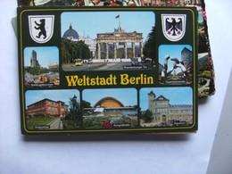 Duitsland Deutschland Berlin Weltstadt - Duitsland