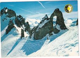 En Tarentaise : Tignes-Val-Claret - Altitude 2100 - 3656 M - (Savoie, France) - Albertville