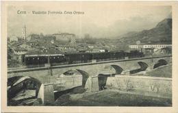 ITALIE.  CEVA    TRAIN VOIX FERRER - Other Cities