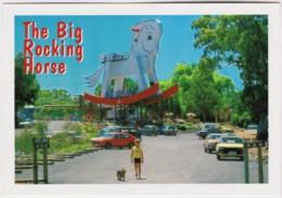 The Big Rocking Horse, Gumeracha, Adelaide Hills, South Australia - Unused - Australia