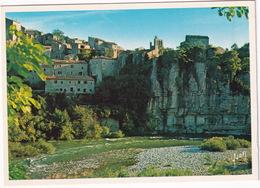 Gorges De L'Ardeche - Dominant La Rivière Balazuc - (Ardeche, France) - Largentiere