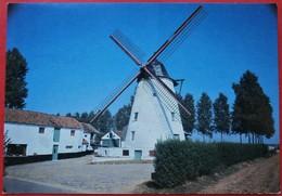 Cpm GRAND LEEZ Moulin Defrenne Classe En 1830 - Gembloux