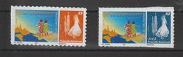 Nouvelle Calédonie Personnalisés 2014 1232-1233 - New Caledonia