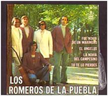 España. Disco De Vinilo A 45 Rpm. Los Romeros De La Puebla. Fue Novia De Un Marinero... Buena Condicion. - Sonstige - Spanische Musik