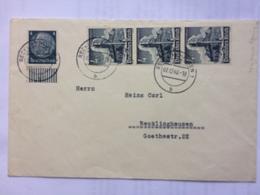 GERMANY 1940 Cover Recklinghausen Internal - Briefe U. Dokumente