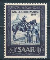 Saarland 316 ** Mi. 15,- - Ohne Zuordnung
