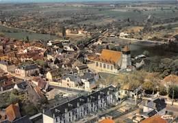 45-COURTENAY- VUE PANORAMIQUE AERIENNE - Courtenay