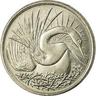 Monnaie, Singapour, 5 Cents, 1977, Singapore Mint, TTB, Copper-nickel, KM:2 - Singapore