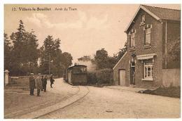 Villers Le Bouillet. Arrêt Du Tram - Villers-le-Bouillet