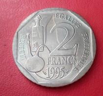 2 FRANCS COMMEMORATIVE LOUIS PASTEUR  1995 N° 262 D - France