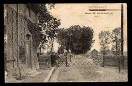 51 -  MATOUGUES - Gare - Route De Juvigny - France