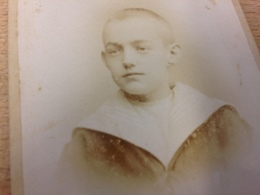 ROTTERDAM - P. W. ROEMER - COOLER JUNGE - HANDSOME BOY - 1897 - 10 YEARS OLD - Persone Anonimi