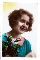 CPA - Carte Postale Pays Bas-Jeune Femme Souriante-1936 VM4037 - Vrouwen