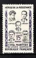 FRANCE 1959 -  Y.T. N° 1198 - NEUF** - Neufs